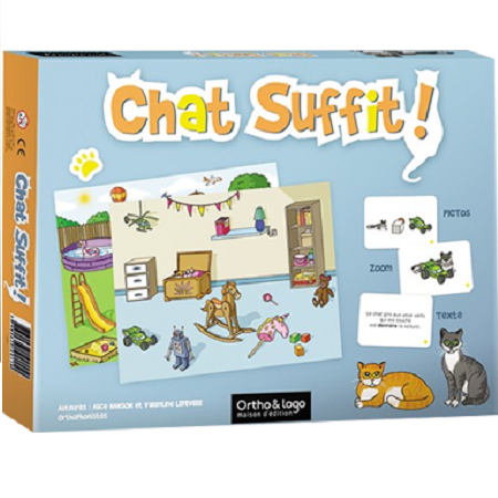 Chat suffit !