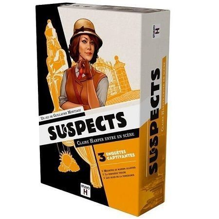 Suspects  Suspects