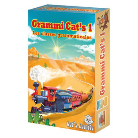 Grammi Cat's  1 - Les classes grammaticales