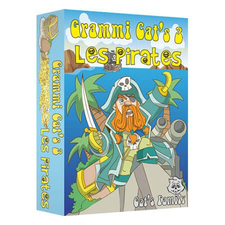 Gammi Cat's 3 - Les Pirates