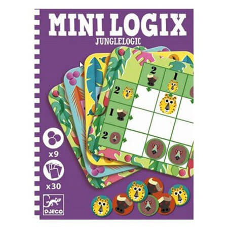 Mini Logix - Junglelogic