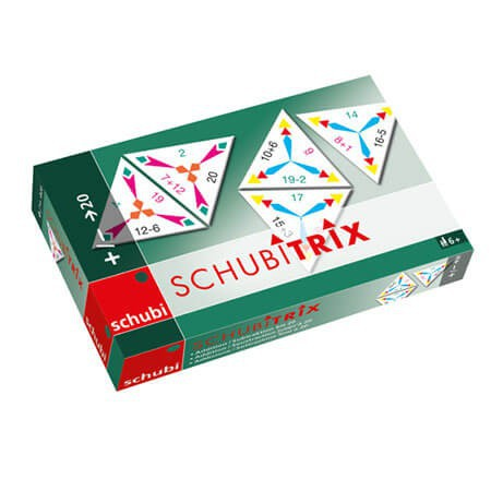SCHUBITRIX Addition, soustraction jusqu'à 100