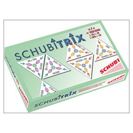 SCHUBITRIX Multiplication, division de multiples de dix