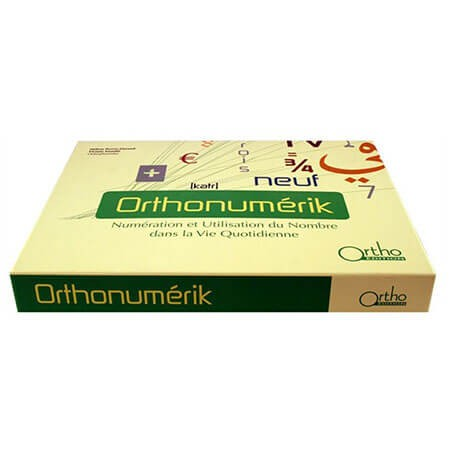 Orthonumerik