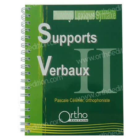 Supports verbaux 2