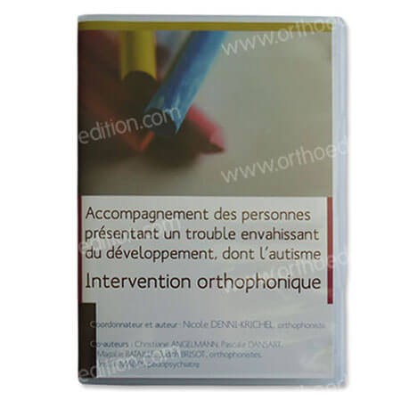 Autisme : intervention orthophonique (DVD2)