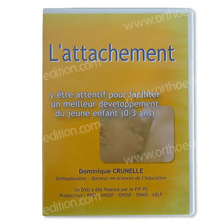 L'attachement (DVD)
