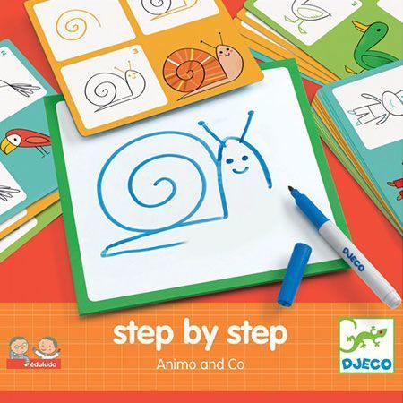Step By Step - Animo and Co