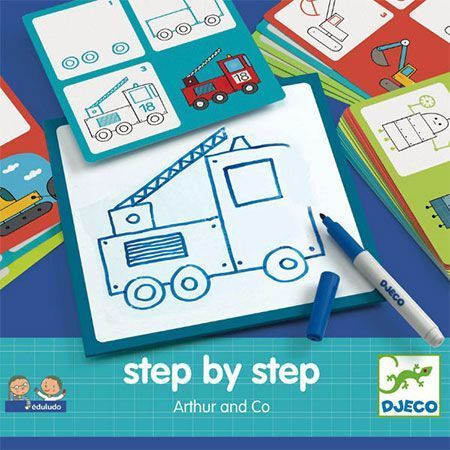 Step By Step - Arthur and Co
