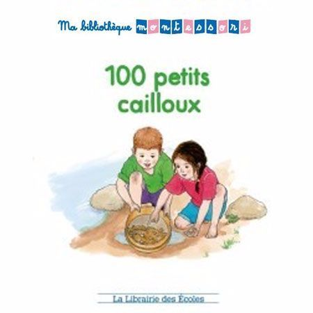 100 petits cailloux
