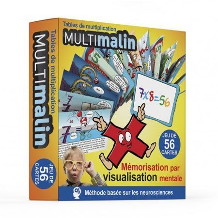 Multimalin - Tables de multiplication