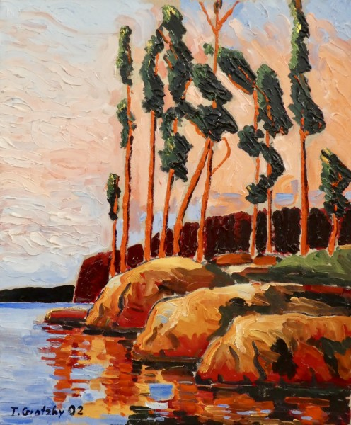 Canada, Hommage a Tom Thomson