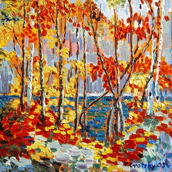 Hommage a Tom Thomson