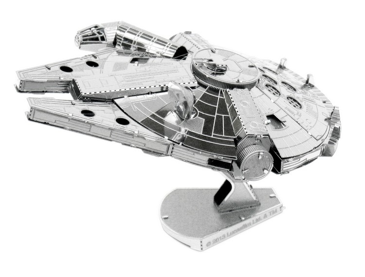 Star Wars - Millennium Falcon Metal Earth
