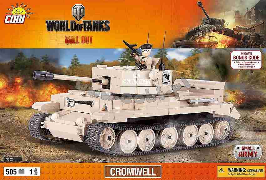 World of Tank - Cromwell