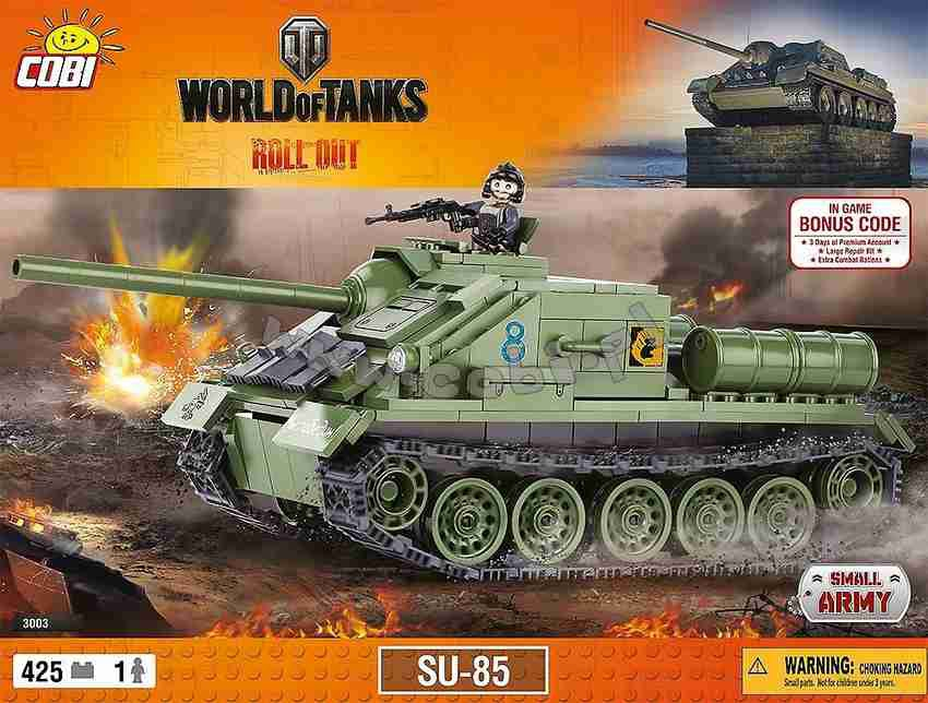 World of Tank - SU-85