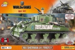 World of Tank - Sherman A1 Firefly