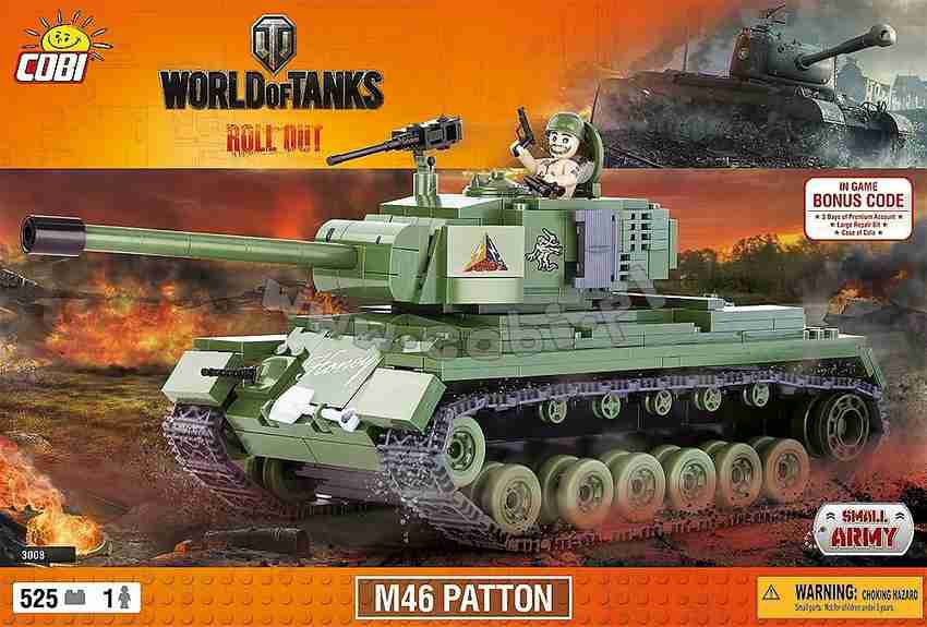 World of Tank - M46 Patton
