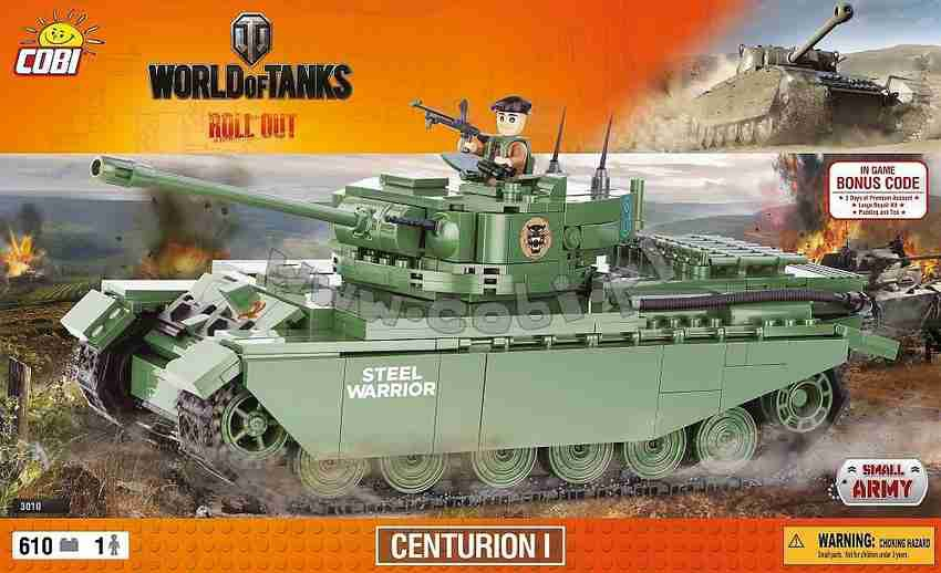 World of Tank - Centurion I