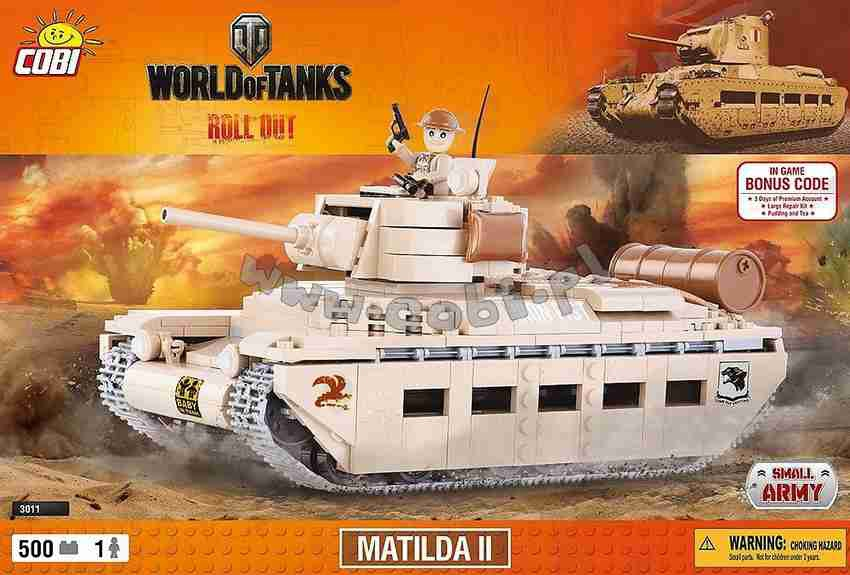 World of Tank Matilda II