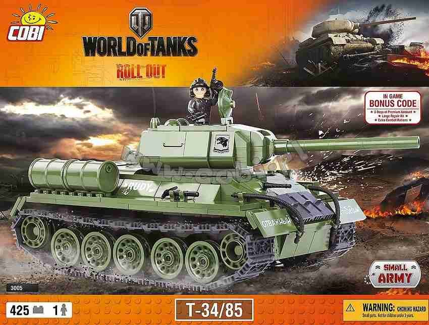 World of Tank - T34/85
