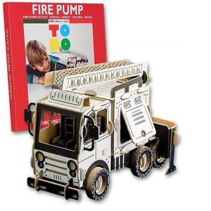 Camion d'incendie - Todo Kit