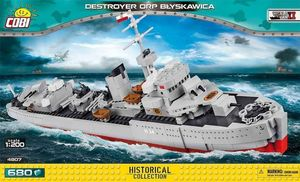 Destroyer ORP Blyskawica - 680 pcs