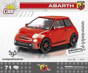 FIAT Abarth 500 - 71 pièces
