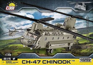 CH-47 Chinook - 815 pièces