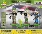 Soldats US Army D-DAY