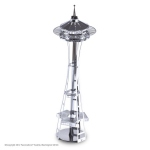 Space Needle Metal Earth