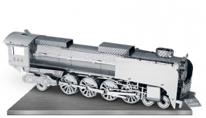 Steam Locomotive Metal Earth