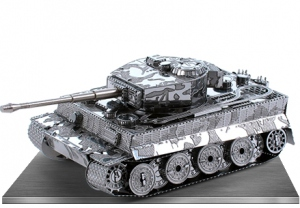 Tiger I Tank Metal Earth