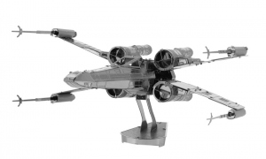 Star Wars - Xwing Star Fighter Metal Earth