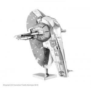 Star Wars - Slave I Metal Earth