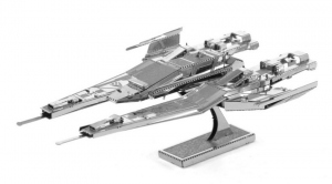 Mass Effect - SX3 Alliance Fighter MetalEarth