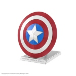 Marvel's - Captain America Bouclier Marvel MetalEarth