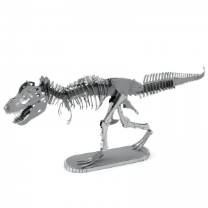 T- REX SKELETON Metal Earth