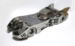 Batmobile Batman DC comics - 1989 -XXL