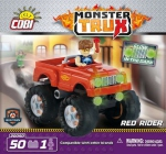 Monster Trux rouge