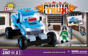 Monster Trux - Invention de Jeffrey