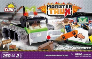 Monster Trux -  Bulldozer