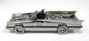 Batmobile 1966  DC comics -