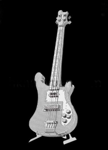 Guitare basse -Taille XL
