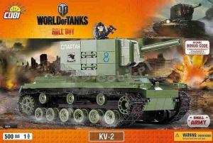 World of Tank - KV 2