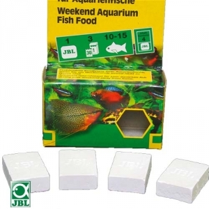 Alimentation pour le weekend poissons JBL Weekend