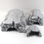 Grotte pour reptile Taille S
