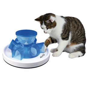 Tunnel feeder pour chat