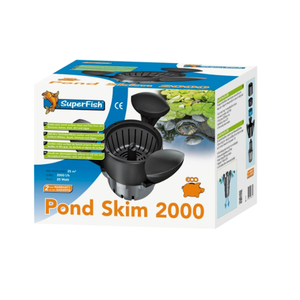 Pond Skim 3000 - Aspirateur de surface