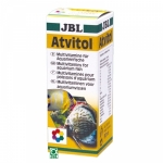 Multivitamines poissons JBL Atvitol 50ml
